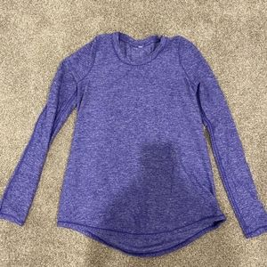 Lululemon Exhalation Pullover Size 8